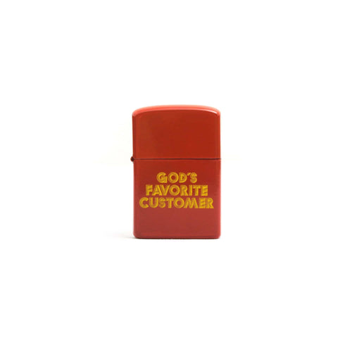 God's Favorite Customer Lighter