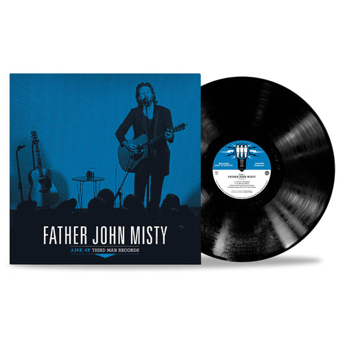Father John Misty 'Live At Third Man Records' Vinyl LP