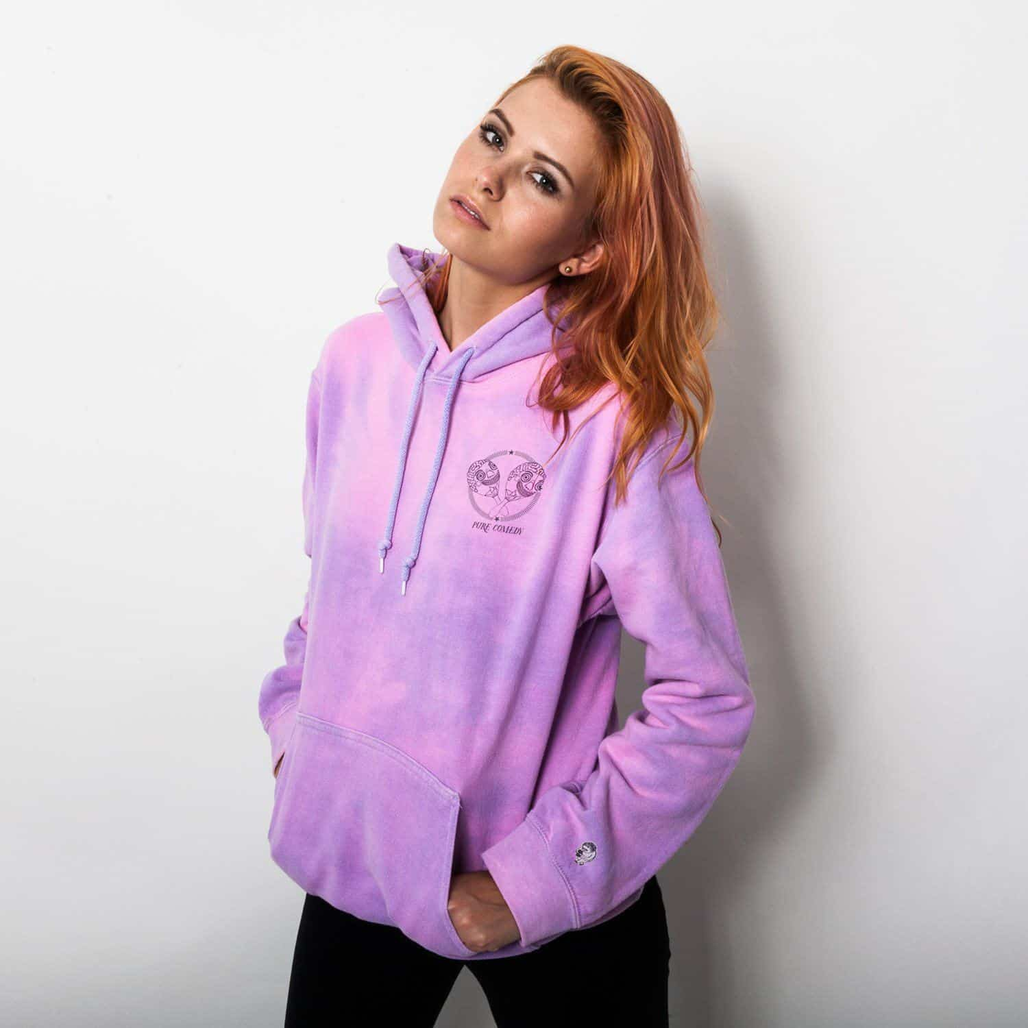Hyper Parade Color Changing Unisex Hoodie