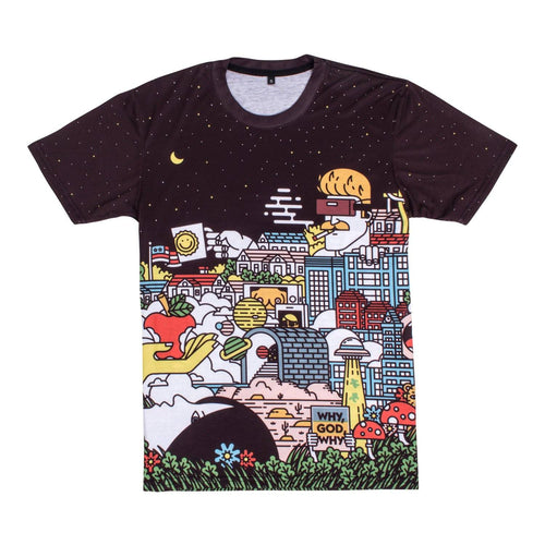 'Cartoon Land' T-Shirt