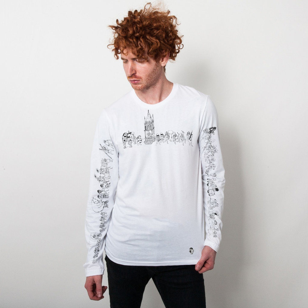 Progression Long Sleeve Unisex T-Shirt