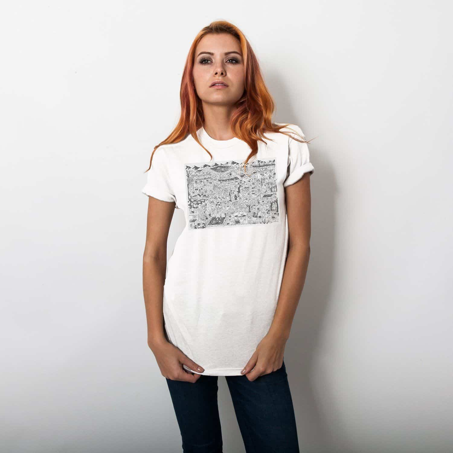 PC Album Unisex T-Shirt - White