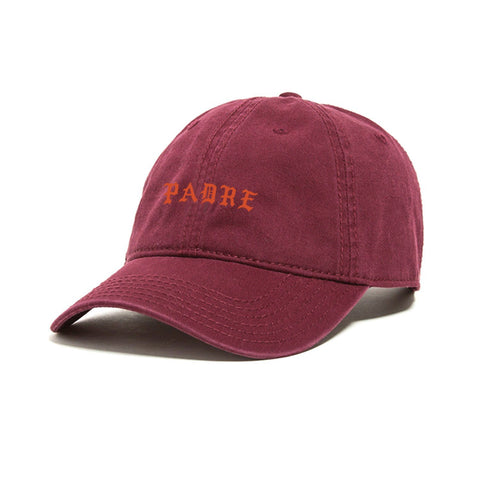 'Padre' Embroidered Dad Hat (PREORDER)