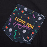 Father John Misty 'I Love You, Honeybear™' Custom Pocket Long Sleeve - Close