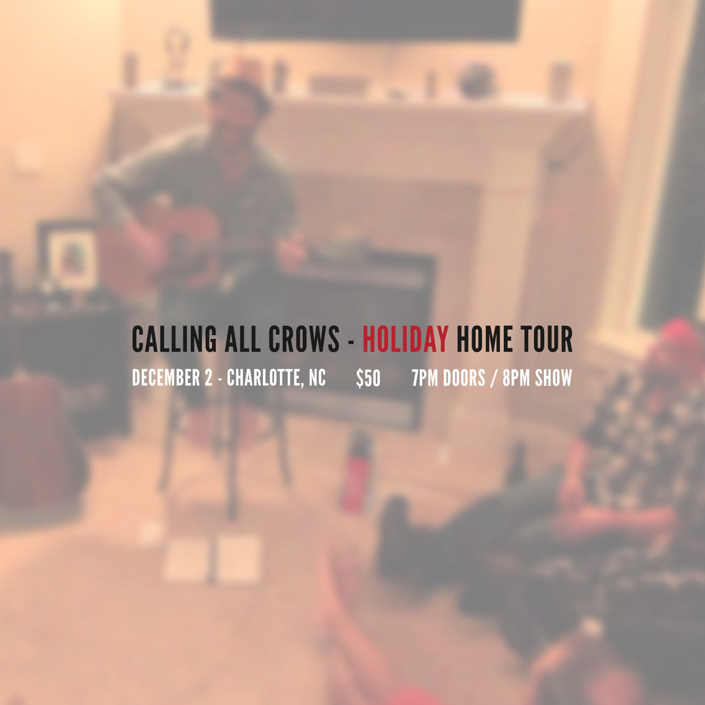 DEC 2 - Chadwick Stokes - Holiday Home Tour - Charlotte, NC