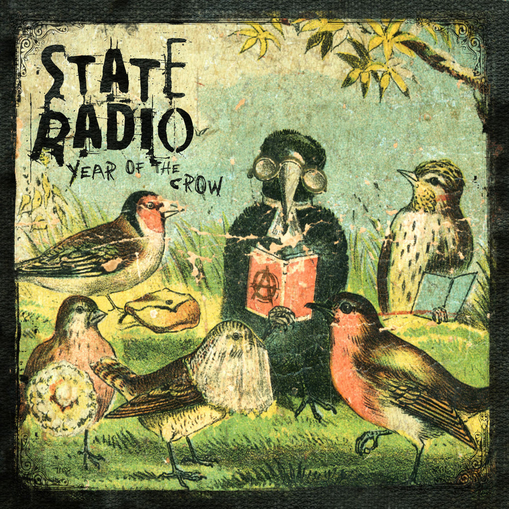 State Radio 'Year Of The Crow' MP3 / CD