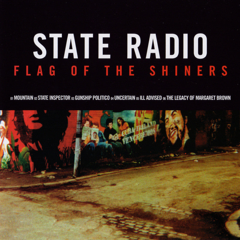 State Radio 'Flag Of The Shiners' MP3 / CD