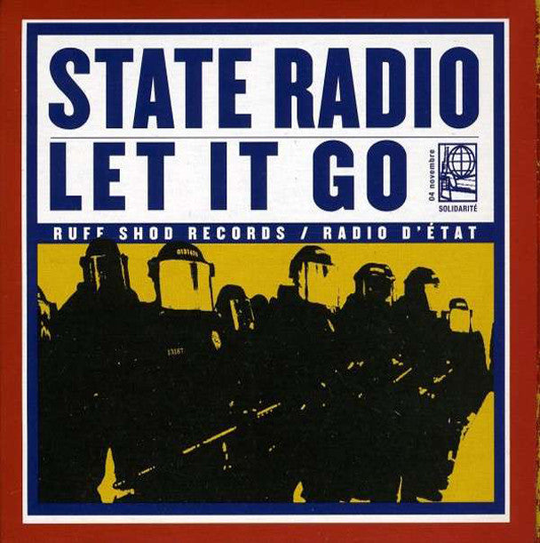 State Radio 'Let It Go' MP3 / CD / Vinyl LP