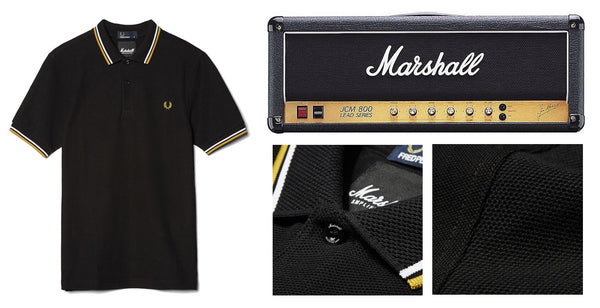 Fred Perry x Marshall