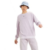 Levi's®Oversized Logo Tee Linear<p>Lavender Frost