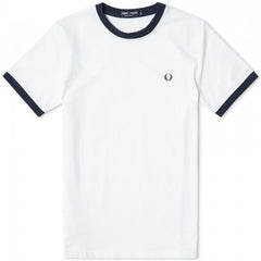Fred Perry Ringer T-Shirt <p>Snow White