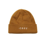 OBEY Union Beanie<p>Tapenade