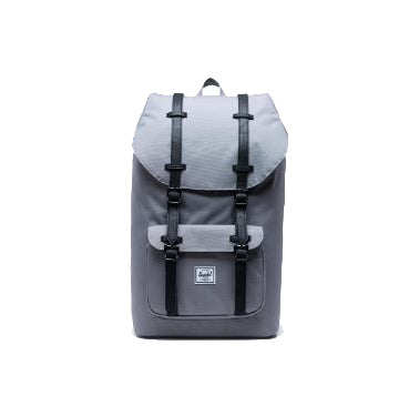Herschel Little America Backpack<p>Grey & Black