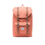 Herschel Little America Backpack Mid-Volume<p>Apricot Brandy/Saddle Brown