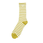 Obey Dale Socks<p>Golden Olive/White