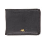 Obey Gentry Bi-fold Wallet<p>Black