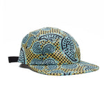 OBEY Eisley 5 Panel Hat <p> Gold Multi