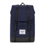 Herschel Retreat Backpack<p>Peacoat/Black Crosshatch