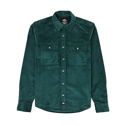 Dickies Ivel Shirt<p>Forest Green