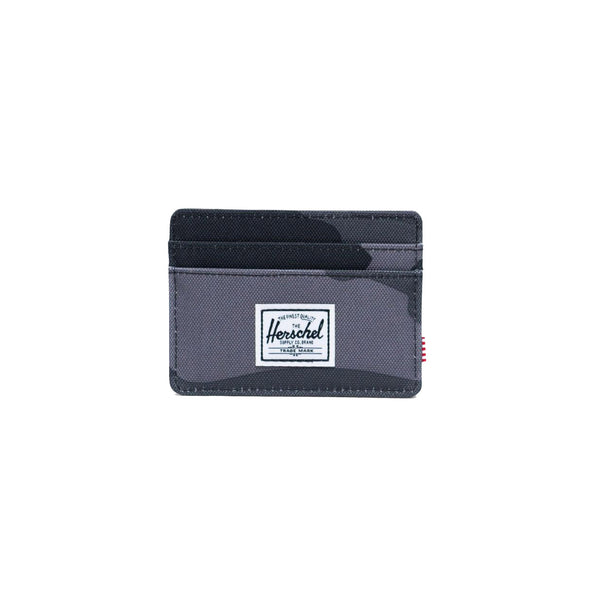 Herschel Charlie Wallet<p>Night Camo