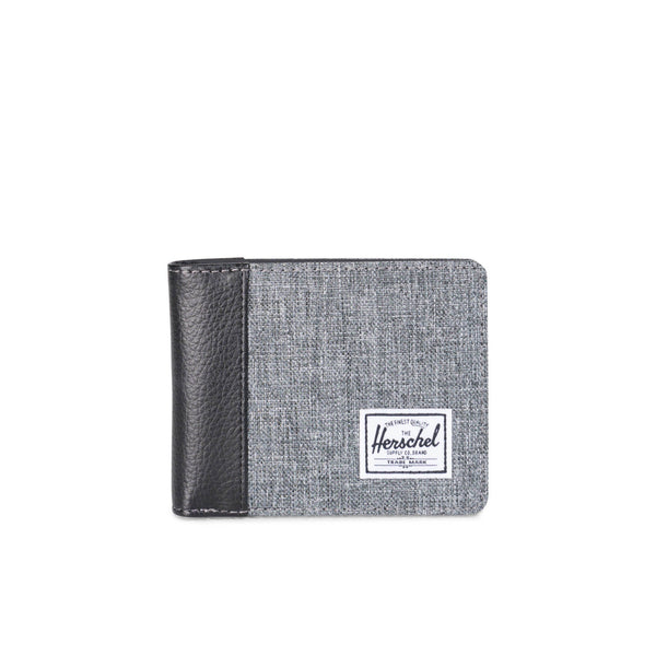 Herschel Edward<p>Crosshatch/Black Synthetic Leather