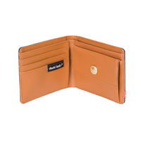Herschel Hank Wallet Coin<p>Navy/Tan