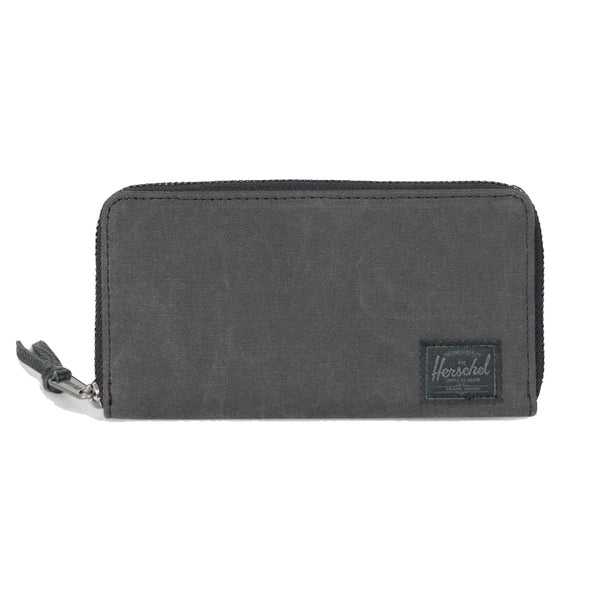 Herschel Thomas Wallet<p>Black Ion