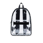Herschel Classic Backpack Mid-Volume<p>Clear/Black