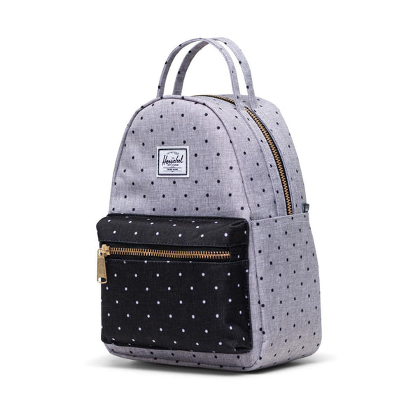 Herschel Nova Backpack  <p>Polka Dots