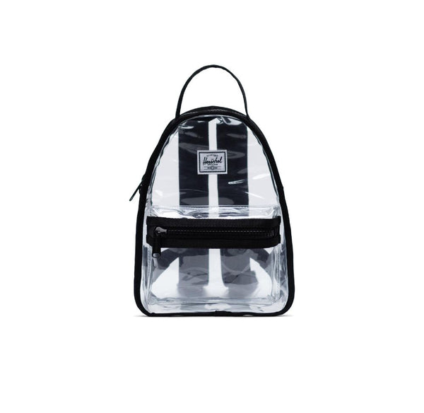 Herschel Nova Backpack Mini<p>Clear/Black