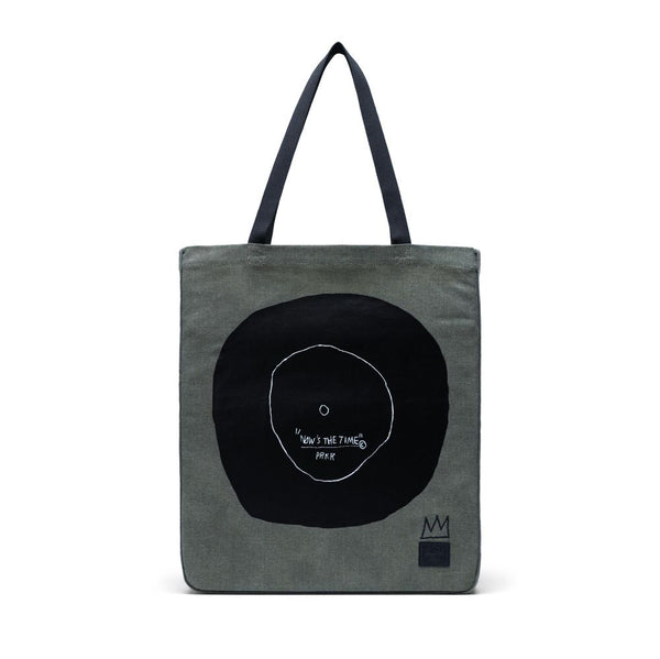 Herschel ft. Basquiat Long Tote Bag<p>Now is the time