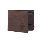 Herschel Hank Wallet Coin<p>Nubuck Brown
