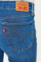 Levi's 712 Slim<p>Blue Vista