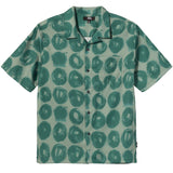 Stüssy Hand Drawn Dot Shirt<p>Green