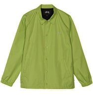 Stussy Cruize Coach Jacket <p>Green