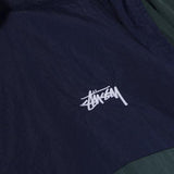 Stussy Panel Track Jacket <p>Navy