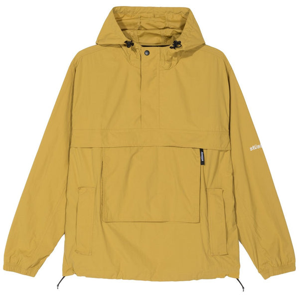 Stussy Packable Anorak<p>Yellow
