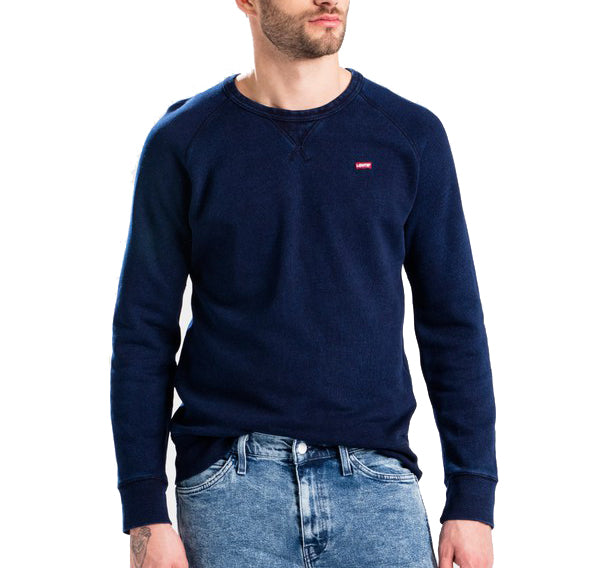 Levi's Housemark Sweatshirt<p>Blue