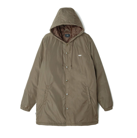 Obey Singford Stadium II Jacket<p>Dust Army