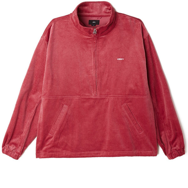 OBEY Hugo Anorak<p>Cassis