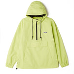 OBEY Recess II Anorak<p>Key Lime