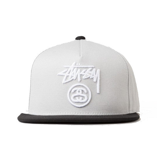 Stussy Stock Lock SP17 Snapback<p>Black