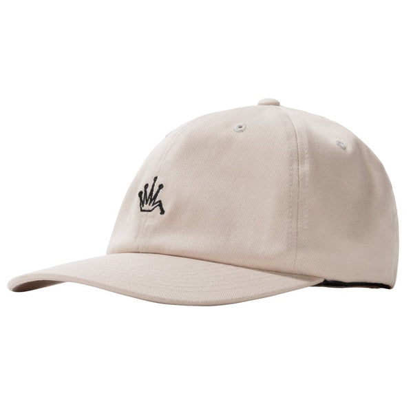 Stussy Bent Crown Fitted Low Cap<p>Tan
