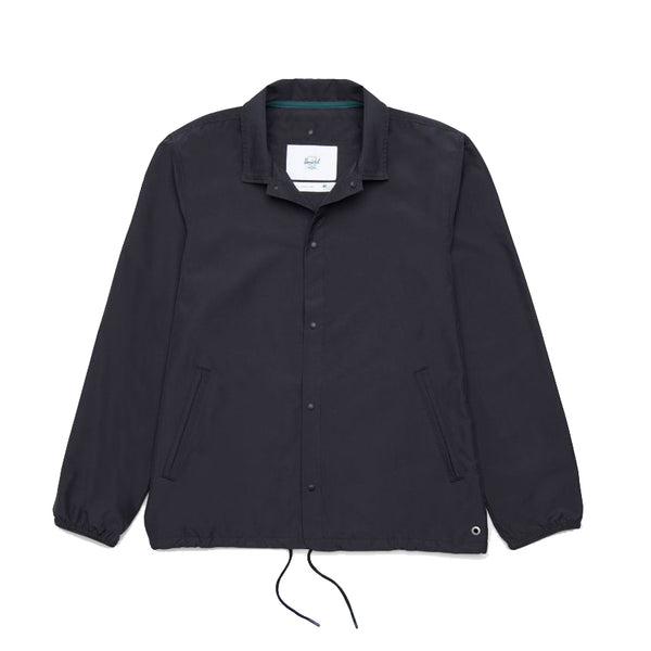 Herschel Voyage Coach Jacket<p>Black