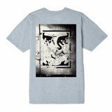 Obey Light In The Tunnel Classic T-Shirt <p>Heather