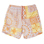 Obey Easy Pathos Short <p> Grey Multy