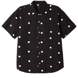 Obey Nick Shirt<p>Black Multi