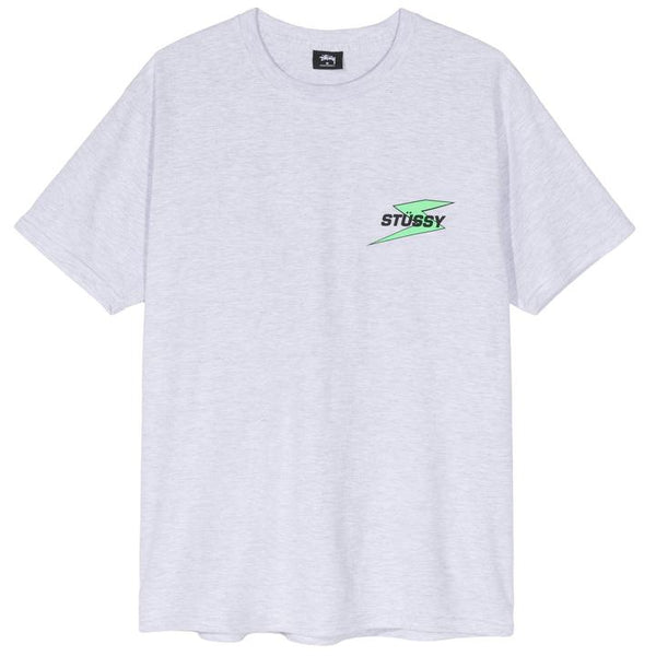 Stüssy Bolt Tee <p>Ash Heather