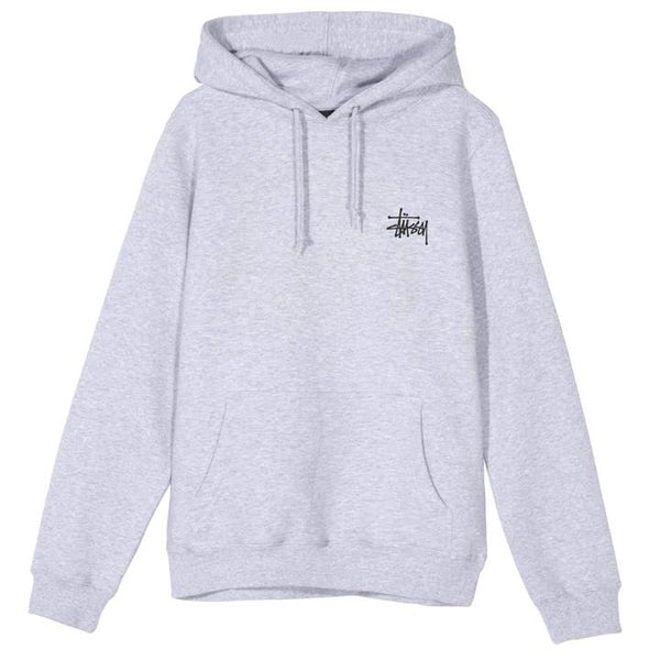 Stüssy Basic Hoodie <p>Ash Heather