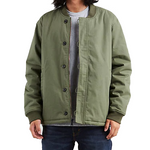 Levi's Skateboarding Pile Jacket<p>Olive Night
